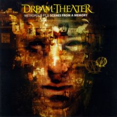 Metropolis pt. 2: Scenes From A Memory - cd / Dream Theater / 1999