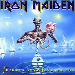 Seventh Son Of A Seventh Son - LP / Iron Maiden / 1988