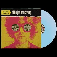 No Fun Mondays - LP (Lyseblå Vinyl) / Billie Joe Armstrong / 2020