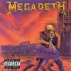 Peace Sells...But Who's Buying - cd / Megadeth / 1986