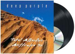 Total Abandon - Australia '99 - 2LP+CD / Deep Purple / 1999 / 2019