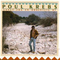 Langt Fra En Ordentlig By - LP / Poul Krebs / 1989