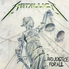 …And Justice For All - CD / Metallica / 1988