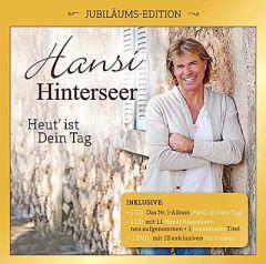Heut' Ist Dein Tag / Jubiläums Edition - 2cd+dvd / Hansi Hinterseer / 2014