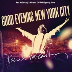 Good Evening New York City - 2CD+DVD / Paul McCartney / 2009