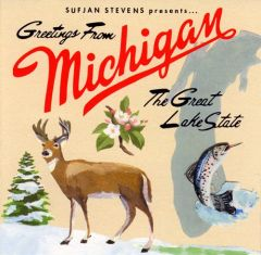 Greetings From Michigan - The Great Lake State - 2LP / Sufjan Stevens / 2004 / 2015