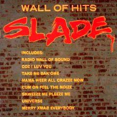 Wall Of Hits - cd / Slade / 1991