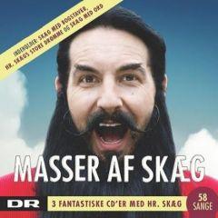 Masser Af Skæg - 3CD / Hr. Skæg / 2017