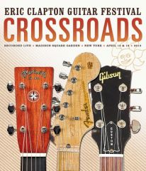 Crossroads Guitar Festival 2013 - 2dvd / Eric Clapton / 2013
