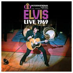 Live 1969 | International Hotel, Las Vegas, Nevada - 11CD Box / Elvis Presley / 2019