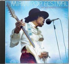 Miami Pop Festival - CD / Jimi Hendrix / 2013