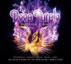 Phoenix Rising   CD+DVD / Deep Purple / 2011