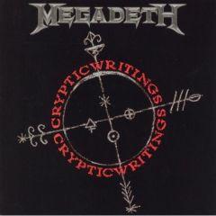 Cryptic Writings - CD / Megadeth / 1997