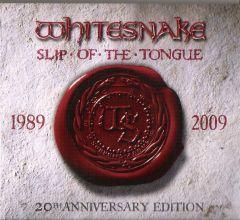Slip Of The Tongue - 20th Anniversary Edition (CD+DVD) / Whitesnake / 1989