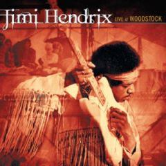 Live at Woodstock - 3LP / Jimi Hendrix / 1999/2017