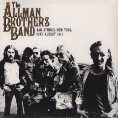 A&R Studios: New York 26th August 1971 - 2LP / Allman Brothers Band / 2012