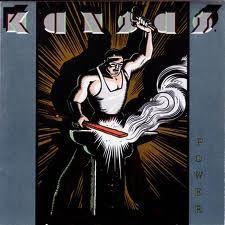 Power - cd / Kansas / 1986