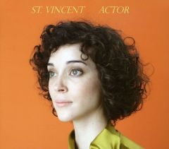 Actor - cd / St. Vincent / 2009