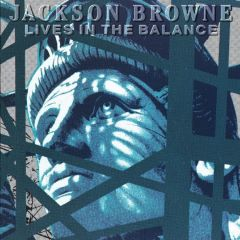 Lives in the balance - LP / Jackson Browne / 1986