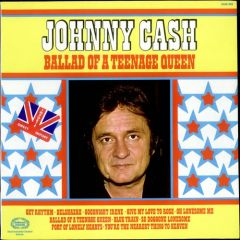Ballad Of A Teenage Queen - LP / Johnny Cash