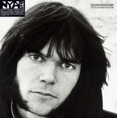 Sugar Mountain - Live At Canterbury House 1968 (CD+DVD) / Neil Young / 2008