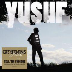 Tell 'Em I'm Gone - cd / Yusuf (Cat Stevens) / 2014