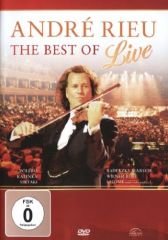 The Best Of Live - DVD / Andre Rieu / 2009