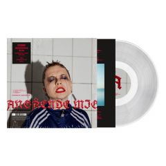 """KUNSTEN AT LADE SOM OM - 12"""" Klar Vinyl EP / Angående Mig / 2020"""