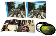 Abbey Road (50th Anniversary) - 2CD (Deluxe) / The Beatles / 1969 / 2019