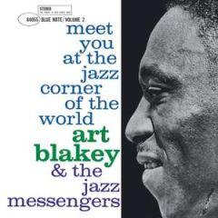 Meet You at the Jazz Corner of the World Vol. 1 - LP / Art Blakey / 1961 / 2019
