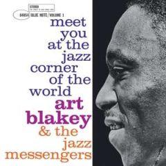 Meet You at the Jazz Corner of the World Vol. 2 - LP / Art Blakey / 1962 / 2019