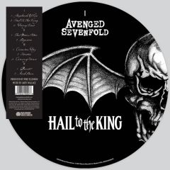 Hail To The King - 2LP (Picture Disc) / Avenged Sevenfold / 2013 / 2019