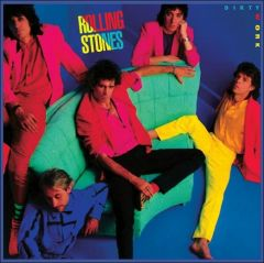 Dirty Work - cd / Rolling Stones / 1986