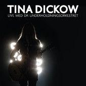 Live Med DR Underholdningsorkestret CD+DVD / Tina Dickow / 2011
