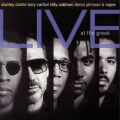 Live At The Greek - cd / Stanley Clarke (Band) / 1994