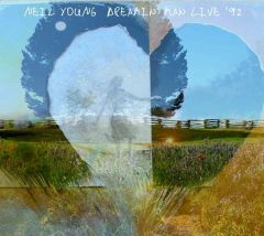 Dreamin' Man Live '92 - cd / Neil Young / 2009