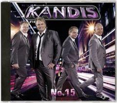 No. 15 - CD / Kandis / 2012