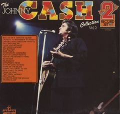 The Johnny Cash Collection Vol. 2 - 2LP / Johnny Cash / 1977
