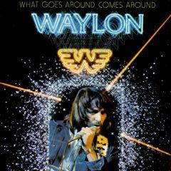 What Goes Around Comes Around - LP / Waylon Jennings / 1979