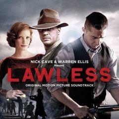 Lawless (Nick Cave & Warren Ellis) - CD / Nick Cave & Warren Ellis   Soundtrack / 2012