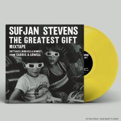 The Greatest Gift - Mixtape - LP (Gul/Gennemsigtig Vinyl) / Sufjan Stevens / 2017