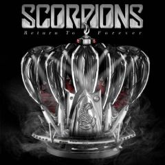 Return To Forever - CD / Scorpions / 2015