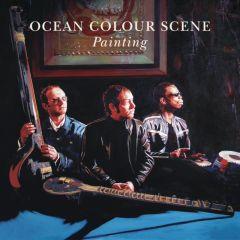Painting - cd / Ocean Colour Scene / 2013