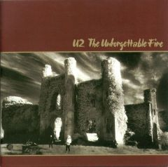 The Unforgettable Fire - cd / U2 / 1984
