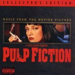 Pulp fiction OST (4 bonus tracks) - CD / Soundtracks / 2002