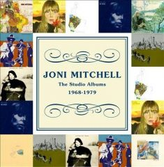 The Studio Albums 1968-1979 - 10CD Box / Joni Mitchell / 2012