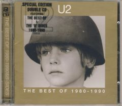 The best Of 1980-1990 - CD / U2 / 1998