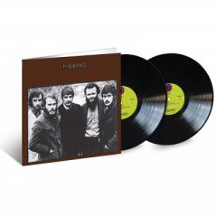 The Band (50th Anniversary) - 2LP / The Band / 1969 / 2019