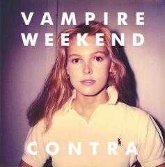 Contra - LP / Vampire Weekend / 2010