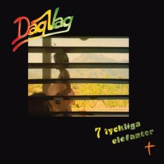 7 Lyckliga Elefanter - LP / Dag Vag / 1982
